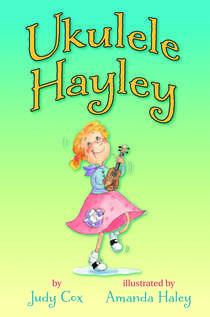 Judy Cox's UKULELE HAYLEY