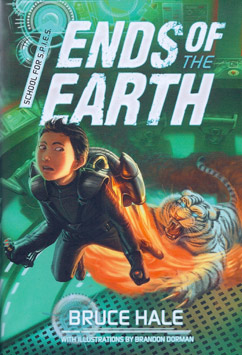 Book cover for Ends of the Earth